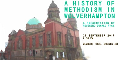 A History of Methodism in Wolverhampton