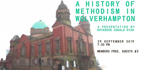 A History of Methodism in Wolverhampton tickets