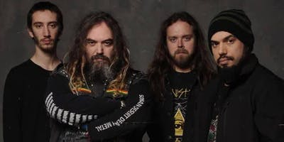 Soulfly w/ Toxic Holocaust, X-Method, Systemhouse, Suppressive Fire
