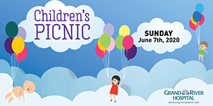 Grand River Hospital Children's Picnic