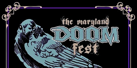 Md Doom Fest 2020 EARLY BIRD Weekend Pass tickets