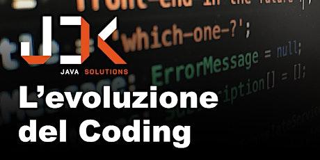 L'evoluzione del Coding biglietti