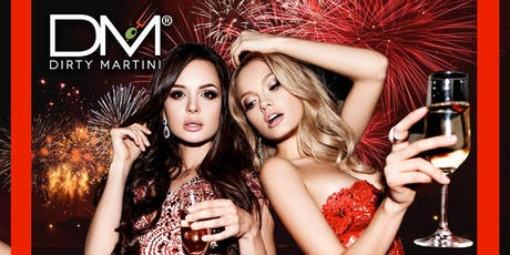 Dirty Martini Oakville NYE 2020 tickets