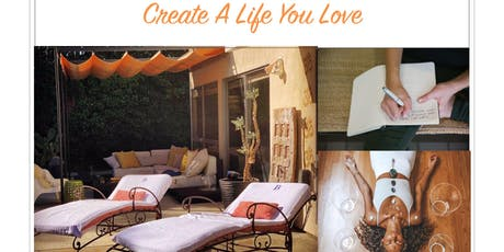 New Year Day Retreat: Create a Life You Love tickets