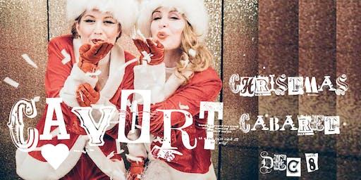 Cavort: a Christmas Cabaret