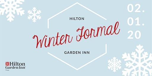 Hilton Garden Inn Fargo // First Annual Winter Formal