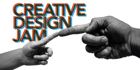 Creative Design Jam, nuove idee per il coworking biglietti