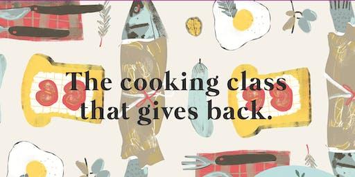 Presale: A Festive Feast Cooking Class