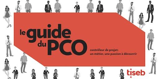 Lancement de livre - Le Guide du PCO Tome 2