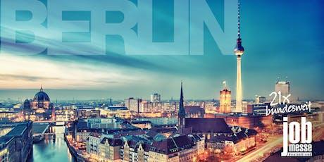 12. jobmesse berlin Tickets