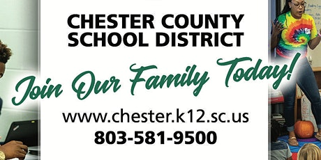 Chester County School District Recruitment Fair tickets