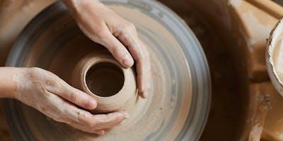 Beginning Wheel Pottery