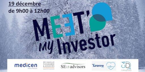 Meet My Investor - La levée de fonds en Santé