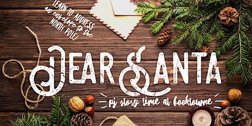 Dear Santa Story Time at BookTowne