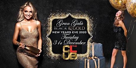Capodanno 2020 - The Club Milano biglietti