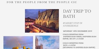 Day Trip to Bath