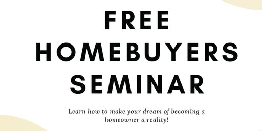Homebuyer's Seminar