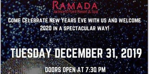 New Years Celebration at Ramada Jacksons Point Resort and Spa