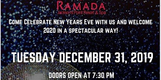 New Years Celebration at Ramada Jacksons Point Resort and Spa