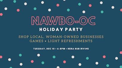 NAWBO-OC Holiday Party tickets