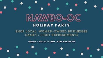 NAWBO-OC Holiday Party