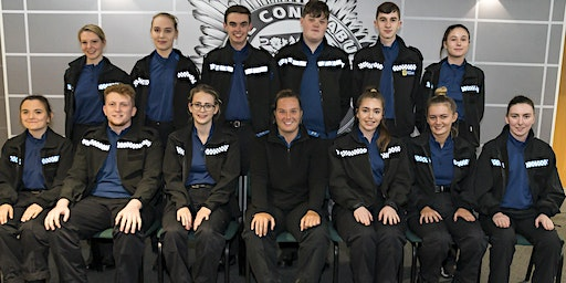 Cheshire Police Cadet Information Event