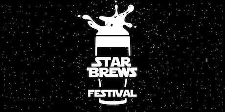 Star Brews Beer Festival tickets