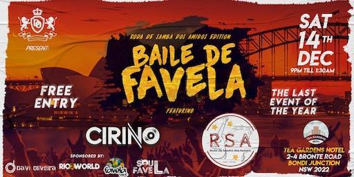 Baile de Favela - Roda de Samba dos Amigos Edition