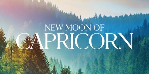 New Moon of Capricorn and Spiritual Sunday – BOCA RATON