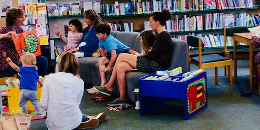 Nailsworth Library - Story Time