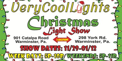 VeryCoolLights Christmas Light Show