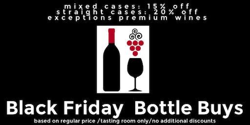 Black Friday Bottle Buys