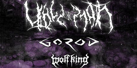 Vale of Pnath, Gorod, Wolf King at The Foundry tickets