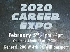 2020 Career Expo - Lycoming County