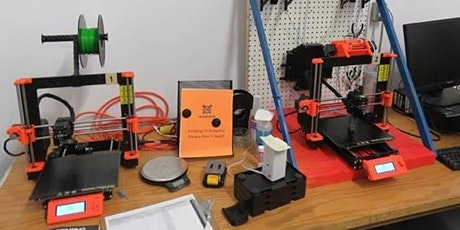 3D Printer Training - ACC sponsored tickets