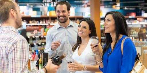 Vero Beach Premium Wine Tasting