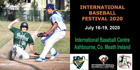 2020 International Baseball Festival tickets