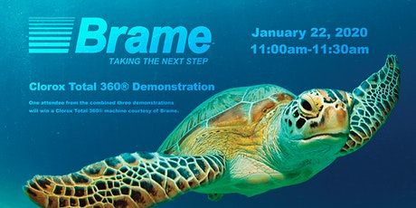 Brame Vendor Fair - Clorox Total 360® Demonstration - 11am tickets