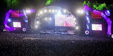 Vodafone Paredes De Coura 2020 tickets