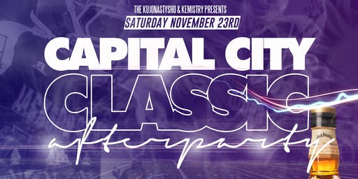 Capital City Classic Afterparty presented by: KaNS