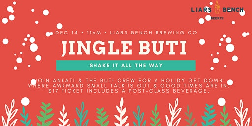 Jingle Buti at Liar's Bench Brewing Co