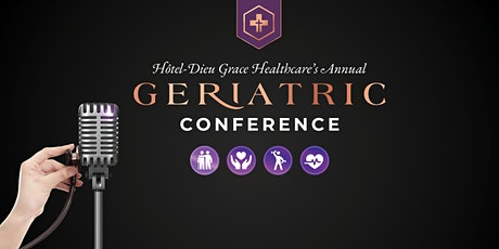 2020 HDGH Annual Geriatric Conference tickets
