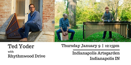 Ted Yoder and Rhythmwood Drive in Indy tickets