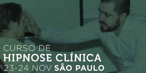 Curso de Hipnose Clínica com Jheyson Marcilio em São Paulo