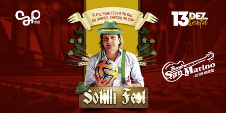 Sotilli Fest - Cap 352 Passo Fundo ingressos