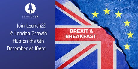 Breakfast & Brexit tickets