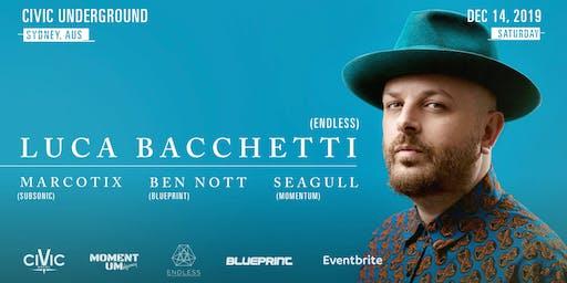Momentum Agency presents - Luca Bachetti - Endless It