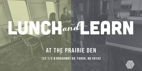 Lunch & Learn: Grant Writing tickets