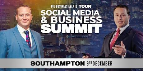 Social Media & Business Summit - Southampton tickets