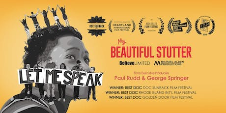 Screening of My Beautiful Stutter tickets